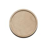 Деревянная заготовка для магнита круглая 62 мм, основное.