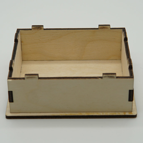 Коробка из фанеры Копек М