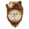 Сувенирный магнит медведь с геральдическим гербом Ярославля