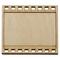Деревянная заготовка для магнита, фотокадр