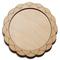 Деревянная заготовка для магнита Круглая с рисунком №8